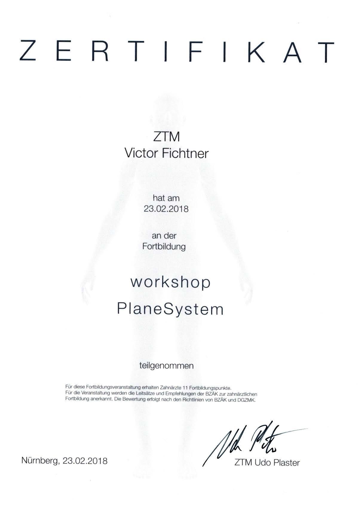 Plane System | Udo Plaster | 2018